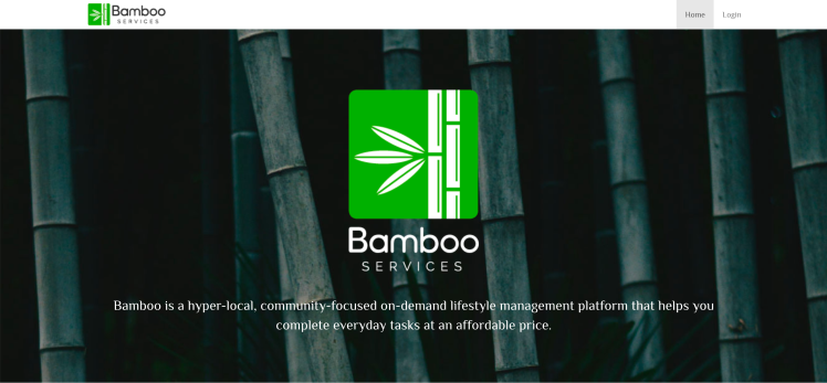 Bamboo-Services-Beta-Site