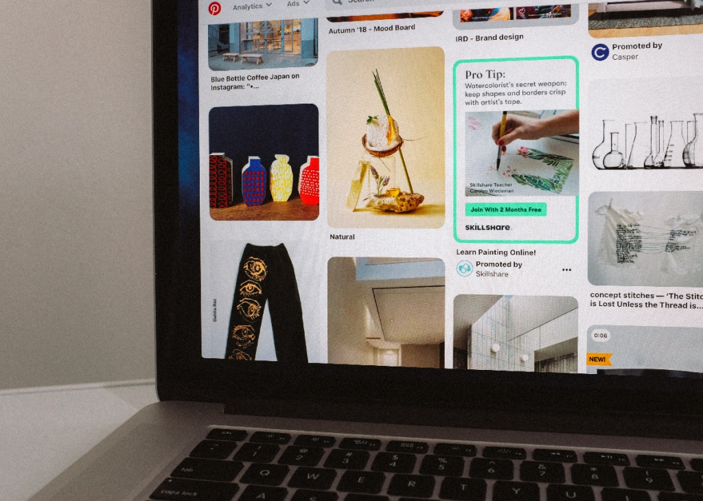 Pinterest was originally called Tote